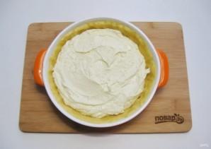Песочный пирог с безе - фото шаг 9