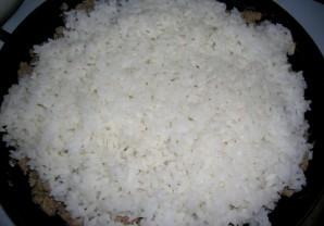 Пирожки с фаршем и рисом - фото шаг 2