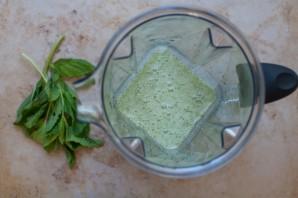 Мятный лимонад - фото шаг 3