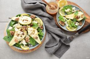 Салат с грушей - фото шаг 6