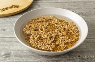 Хлебцы из пророщенной пшеницы - фото шаг 2