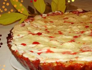 Брусничный тарт - фото шаг 4