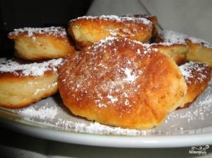 Творожные пирожки жареные - фото шаг 3