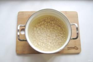 Томатный суп с фасолью и курицей - фото шаг 4