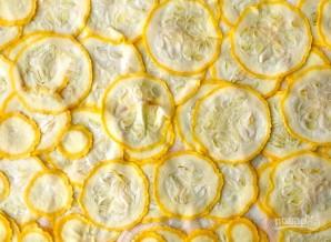 Легкий овощной тарт с сыром - фото шаг 1