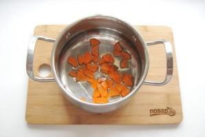 Пшенная каша с овощами - фото шаг 2