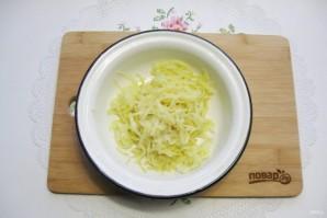 Свиная шейка в панировке из картофеля - фото шаг 3
