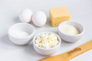 Сырники из творога с сыром - фото шаг 1