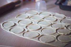 Творожное печенье к чаю - фото шаг 4