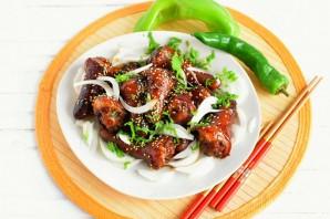 Острые и пряные свиные хвостики по-китайски - фото шаг 5