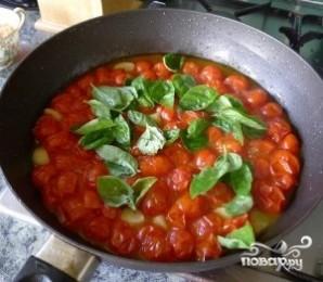 Соус из помидоров черри - фото шаг 3