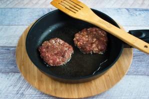 Говяжий бургер - фото шаг 2