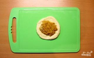 Жареные пирожки с картошкой - фото шаг 11