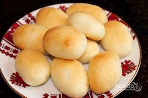 Пирожки с капустой на сдобном тесте - фото шаг 19
