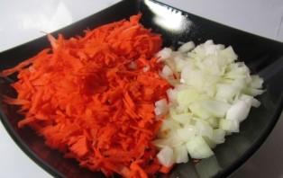 Кабачковая икра с морковью и томатной пастой - фото шаг 3
