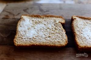 Жареный сэндвич с сыром - фото шаг 2