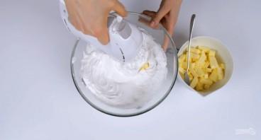 """Торт """"Сникерс"""" с соленой карамелью - фото шаг 8"""