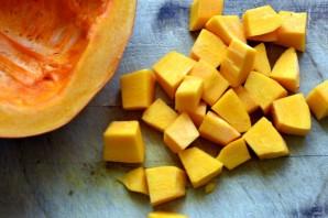 Суп-пюре с тыквой и чечевицей - фото шаг 2