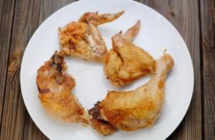Жареная курица в духовке - фото шаг 5