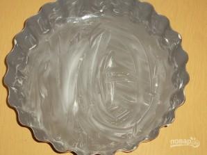 Пирог с луком и яйцами - фото шаг 10