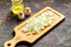 Стручковая фасоль в томатном соусе - фото шаг 2
