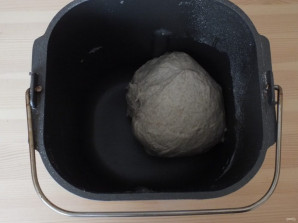 Пшенично-ржаной хлеб в хлебопечке - фото шаг 4