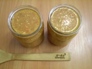 Аджика острая из помидоров и чеснока - фото шаг 10