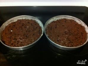 Торт на юбилей - фото шаг 7
