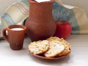 Деревенское яблочное печенье - фото шаг 9