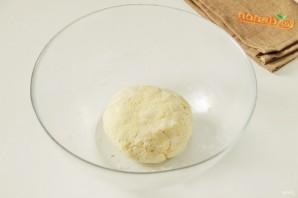 Французский пирог с кукурузой и помидорами - фото шаг 4