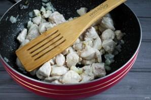 Рецепт куриного ризотто - фото шаг 3