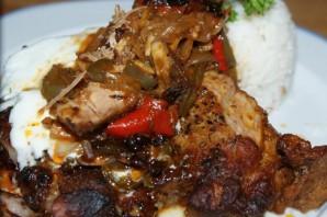 Мясо с овощами - фото шаг 10