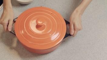 Говядина с картошкой в казане - фото шаг 10