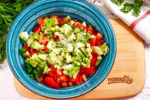 Тарталетки с авокадо - фото шаг 4