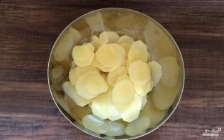 Картофельные снеки - фото шаг 1