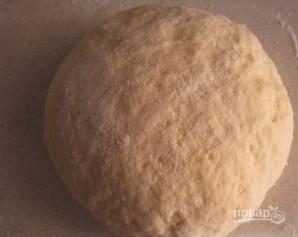 Бездрожжевое тесто для сладкого пирога - фото шаг 8