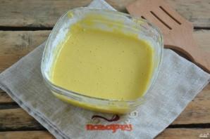 Кабачки в кляре на сковороде с чесноком - фото шаг 4