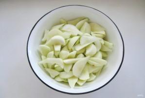 Варенье из груш с алычой - фото шаг 3