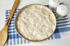 Пирог с картошкой и луком в духовке - фото шаг 11