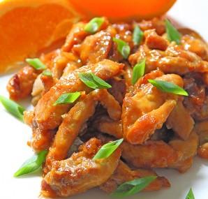 Острая курица по-китайски - фото шаг 4