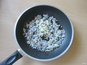 Баклажаны с фаршем в духовке - фото шаг 3