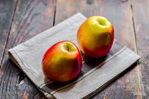 Печеные яблоки в мультиварке - фото шаг 1