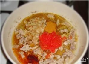 Рисовая лапша со свининой - фото шаг 3