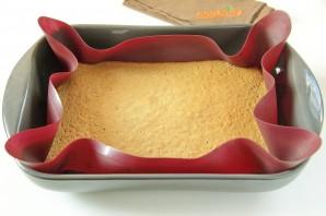 Кофейное пирожное - фото шаг 8
