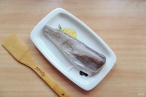 Хек с кабачками в духовке - фото шаг 4