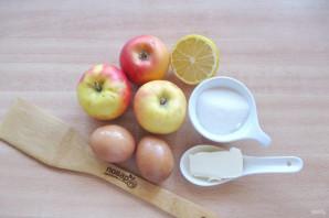 Яблочный курд - фото шаг 1