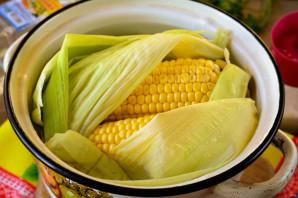 Кукуруза консервированная для похудения - фото шаг 3