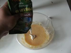 Печенье на майонезе через мясорубку - фото шаг 3
