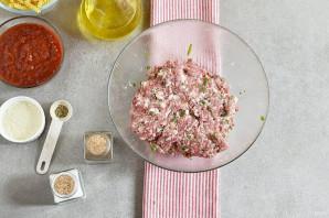 Итальянский ужин - фото шаг 3