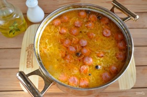 Старочешский суп - фото шаг 9